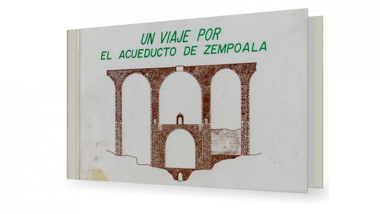 Un viaje por el acueducto de Zempoala.